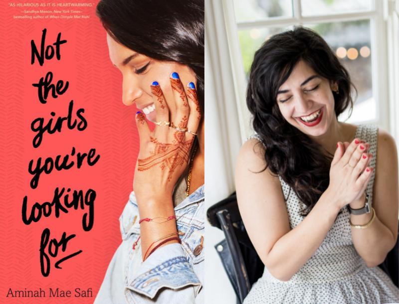 Aminah Mae Safi Beyond The Bio