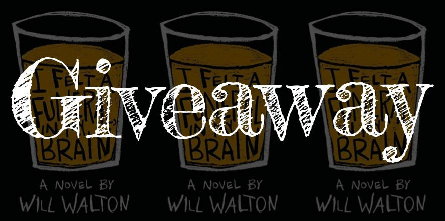 Will Walton Giveaway
