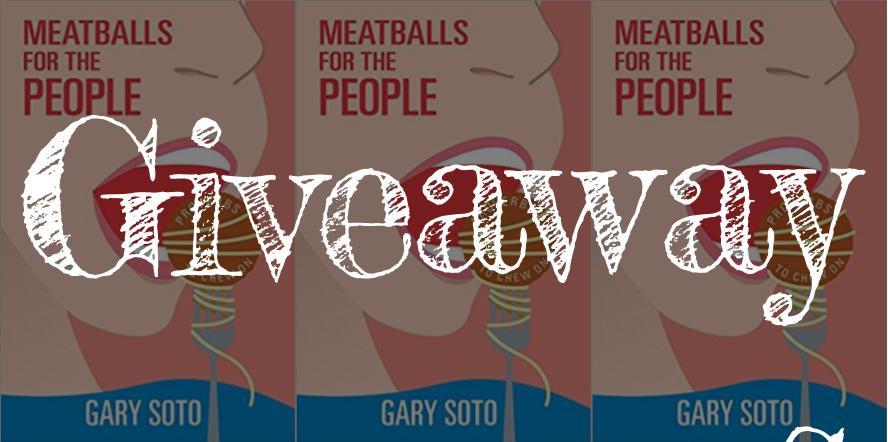 Gary Soto Giveaway