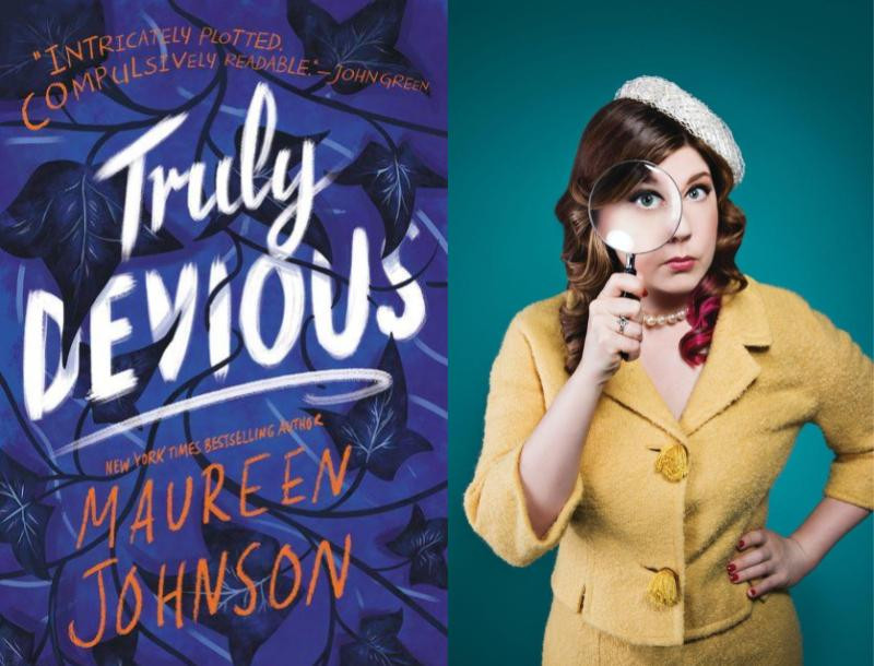 Beyond The Bio Maureen Johnson
