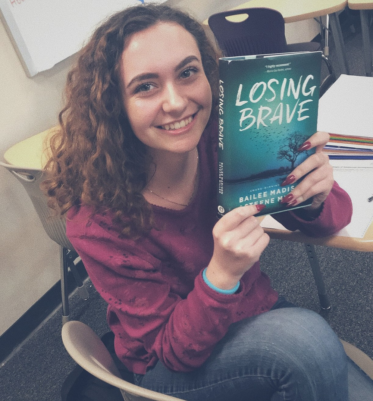 Sasha Losing Brave