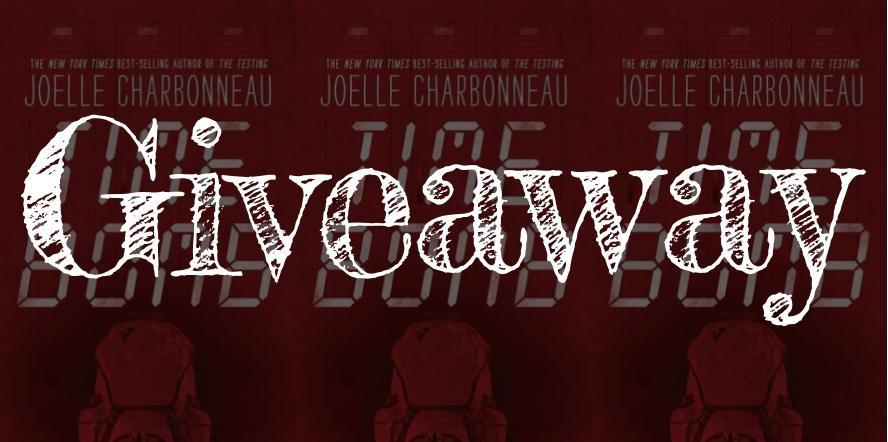 Joelle Charbonneau Giveaway