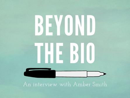 A Conversation With Amber Smith