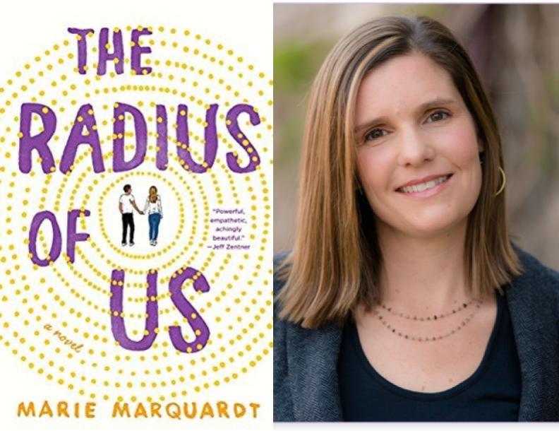 Marie Marquardt PickMyYA Beyond The Bio
