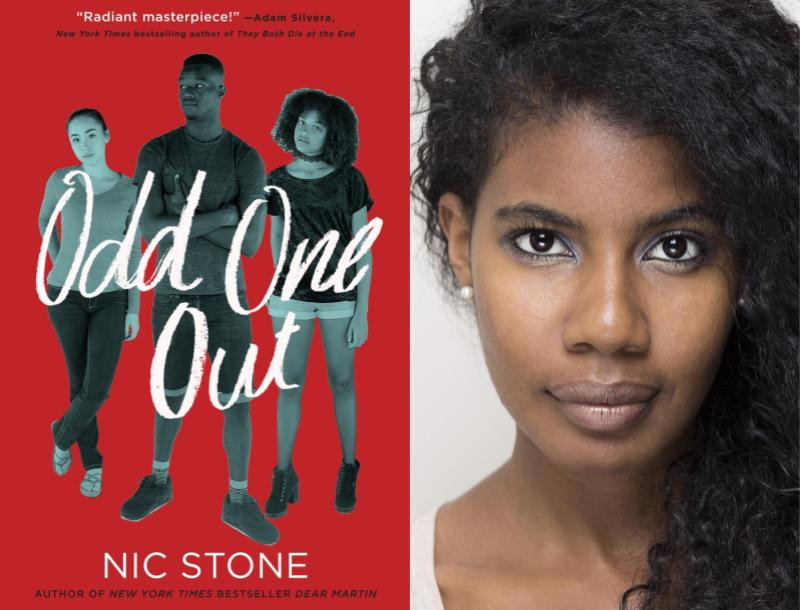 Nic Stone Beyond The Bio Odd One Out