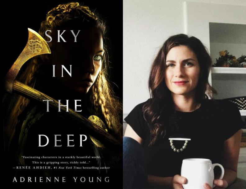 Beyond The Bio Adrienne Young