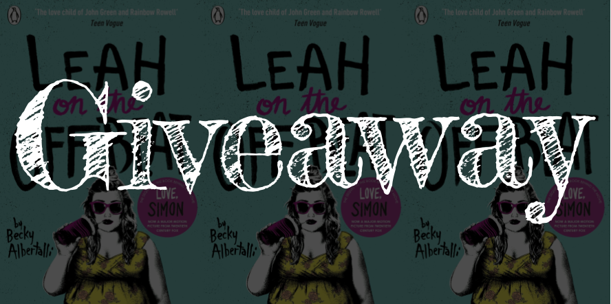 Leah O The Offbeat Giveaway