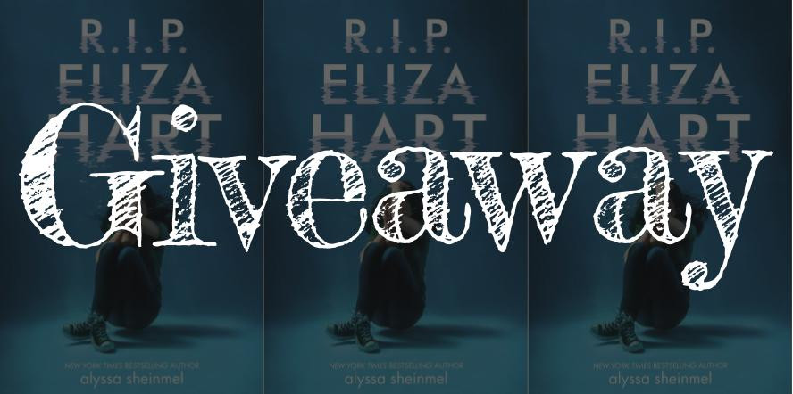 Eliza Hart Giveaway