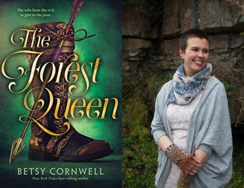Betsy Cornwell Interview