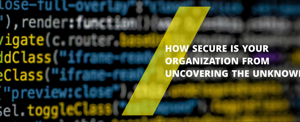 Securing Organisation from cyber threats