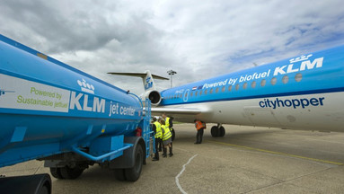 Biofuels Prove Reduced Emissions for Airlines
