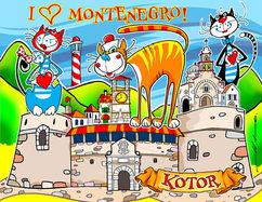 "Post Card ""Montenegro"""