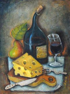 The Stil Life Wine