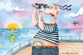 Sea Sun Tattoo