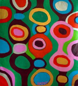 Christmas 220x230, Oil on canvas