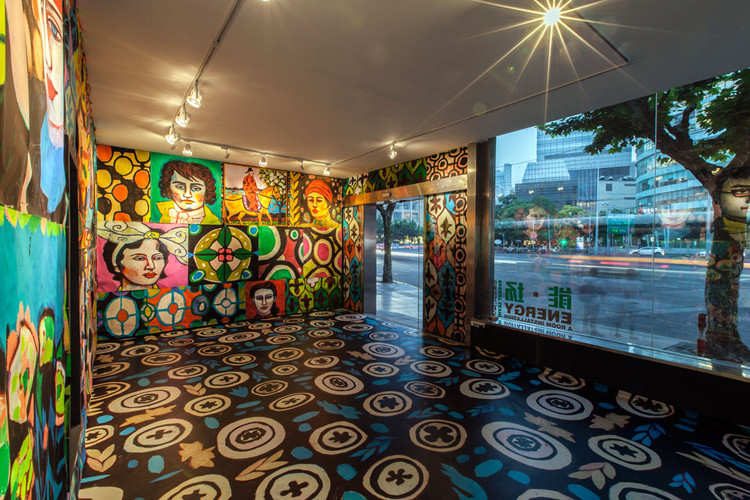 ENERGY,MOCA MUSEUM,PEOPLE SQUARE ,SHANGHAI