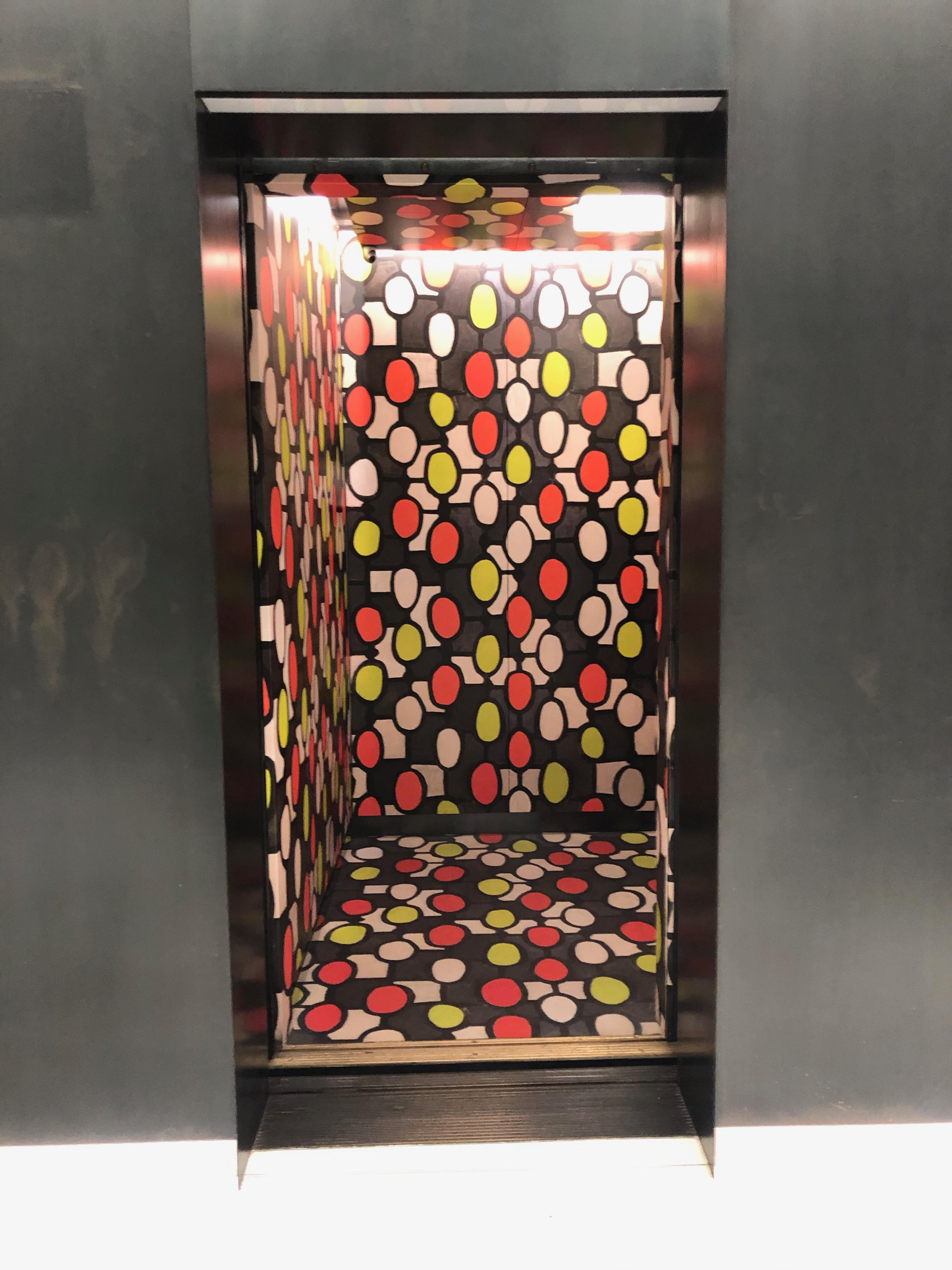 ELEVATORE #4