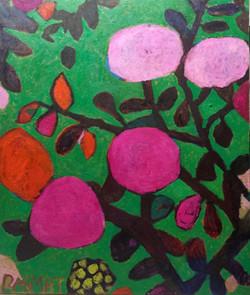 Fresh 152x178cm, Oil on canvas