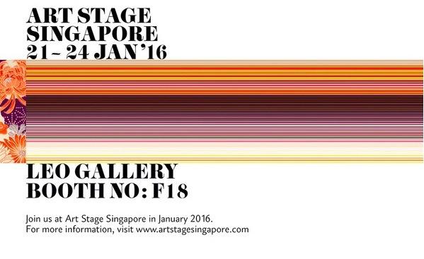ART STAGE SINGAPORE  LEO GALLERY