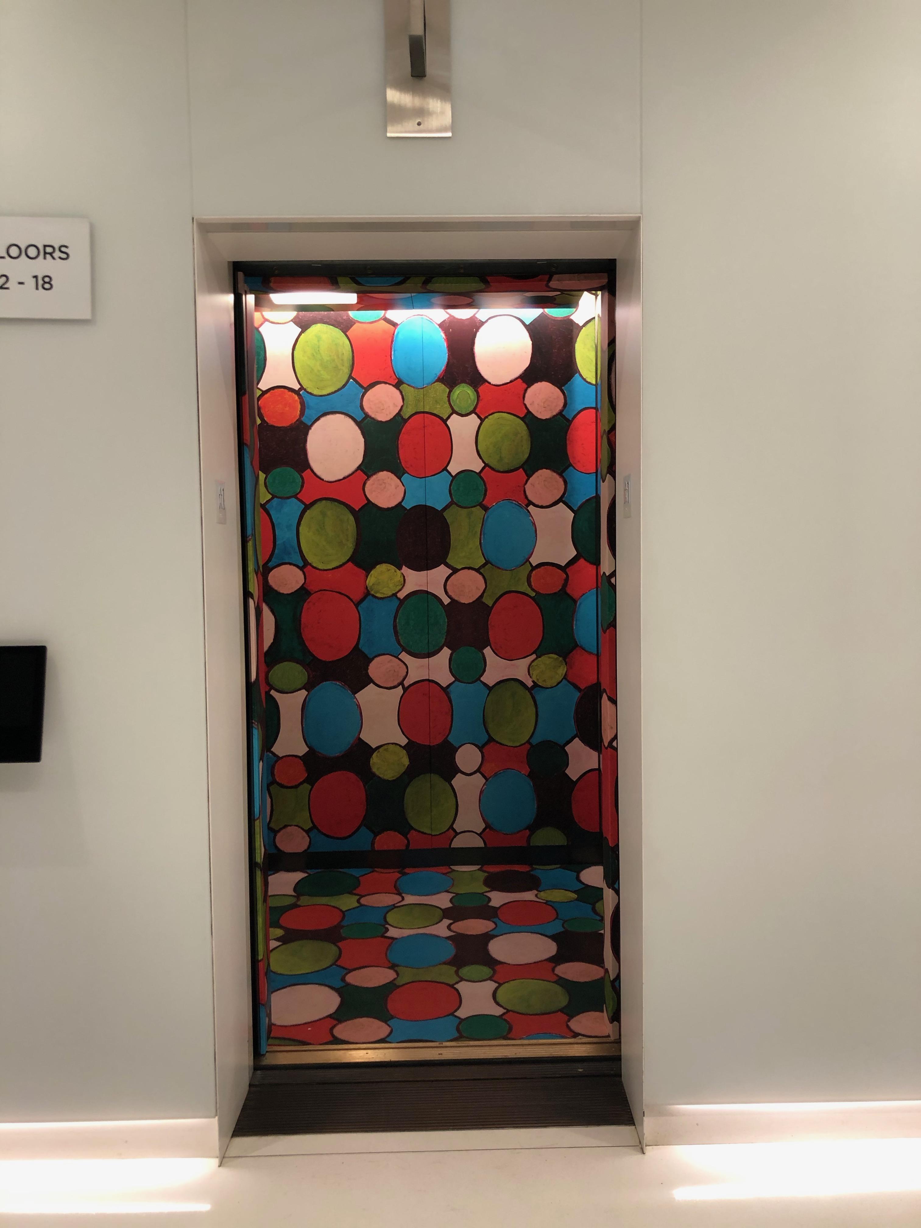 ELEVATOR #5