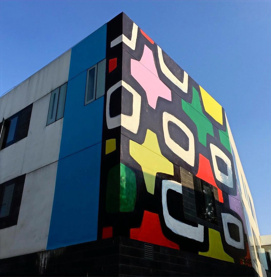 BASMAT`s GRAFITTY BUILDING