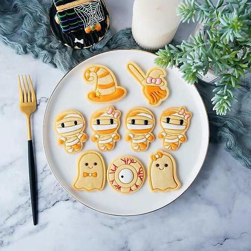Halloween 糖霜曲奇DIY套裝