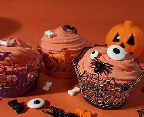Halloween Cupcake DIY套裝