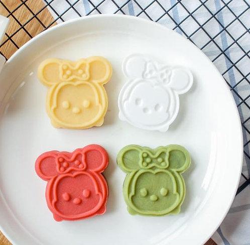 Mickey&Minnie 奶黃月餅DIY 套裝