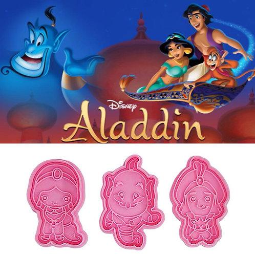 Aladdin曲奇教學DIY 套裝