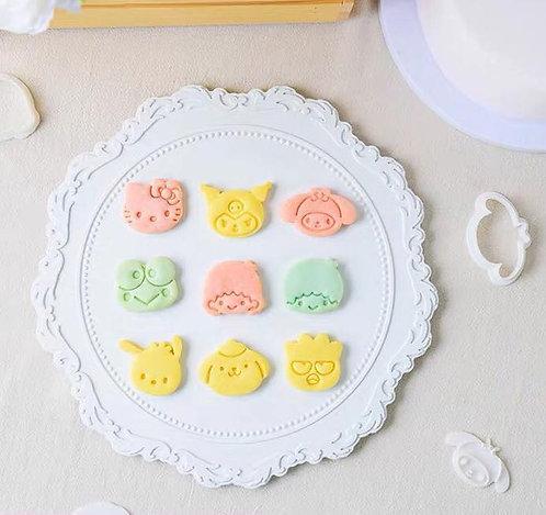 Sanrio mini 曲奇教學DIY套裝