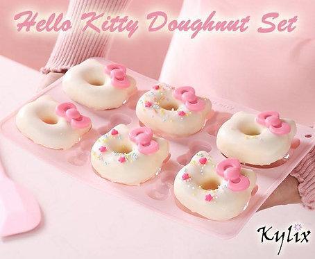 Hello Kitty Doughnut DIY 套裝