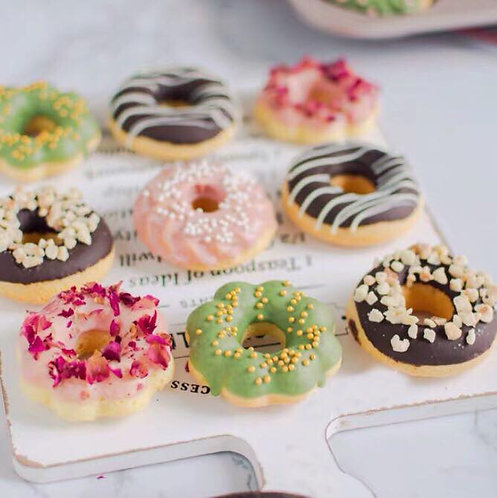 Doughnut DIY 套裝