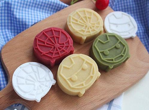 Marvel 奶黃月餅DIY 套裝