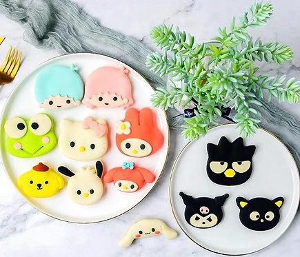 Sanrio 饅頭教學DIY 套裝