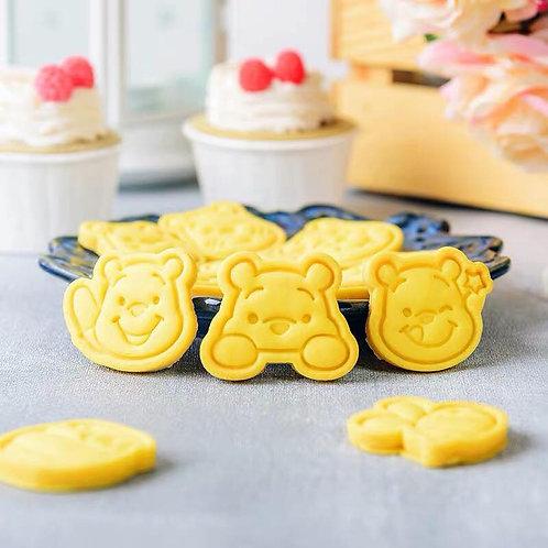 Mini Winnie the Pooh 曲奇教學DIY套裝