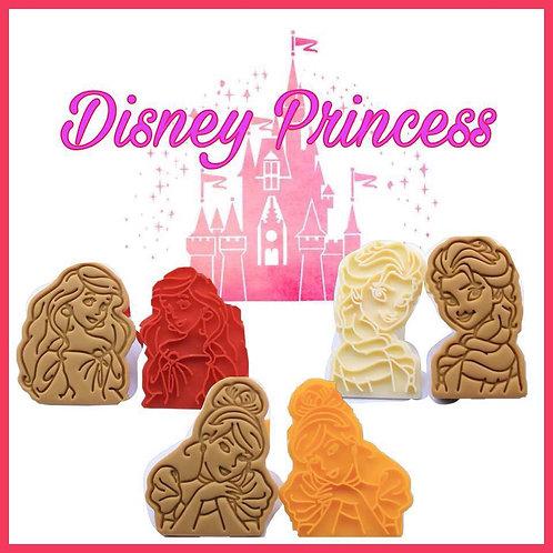Disney Princess 曲奇教學DIY套裝