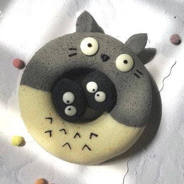 龍貓戚風蛋糕DIY 套裝