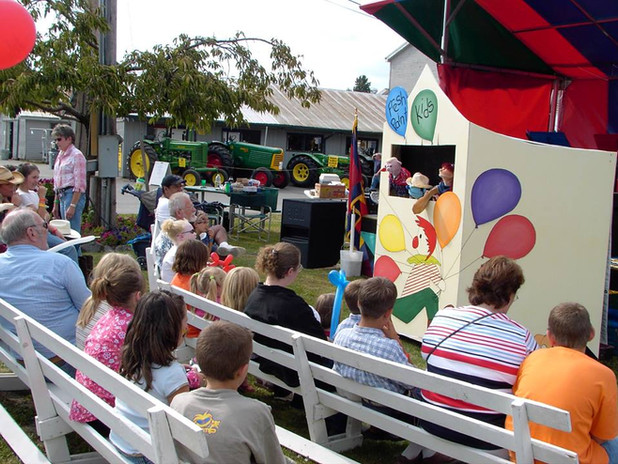 Skagit Co. Fair, WA