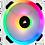 Thumbnail: Corsair LL120 Dual Light Loop RGB White Edition (Single Pack)