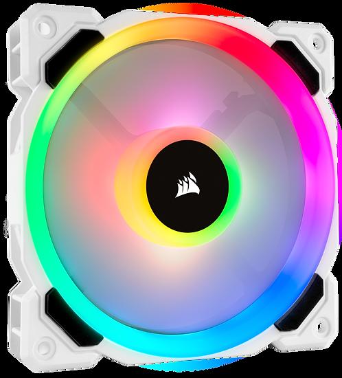 Corsair LL120 Dual Light Loop RGB White Edition (Single Pack)