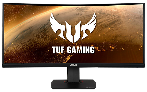 Asus TUF Gaming VG35VQ Curved Gaming Monitor