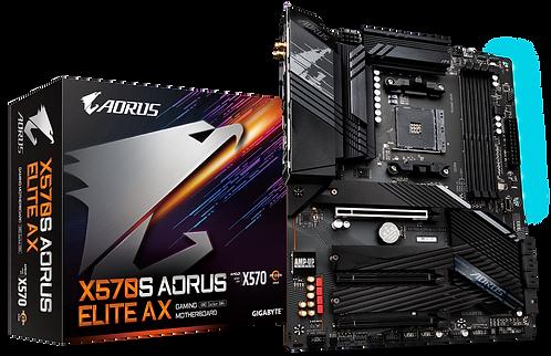 Gigabyte X570S Aorus Elite AX