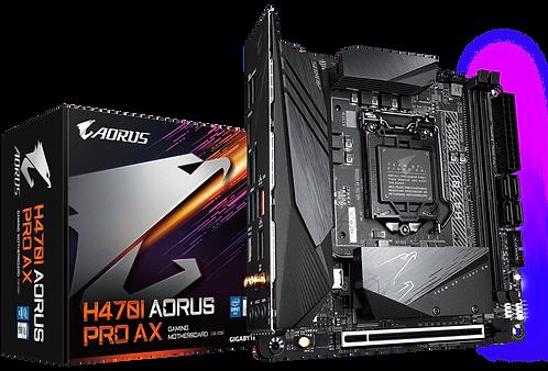 Gigabyte H470I Aorus Pro AX