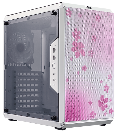 Cooler Master MasterBox Q500L Sakura Edition