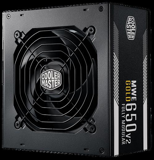 Cooler Master MWE Gold 650W V2 Full Modular