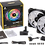Thumbnail: Corsair LL140 Dual Light Loop RGB (2 Fan Pack with Lighting Node PRO)