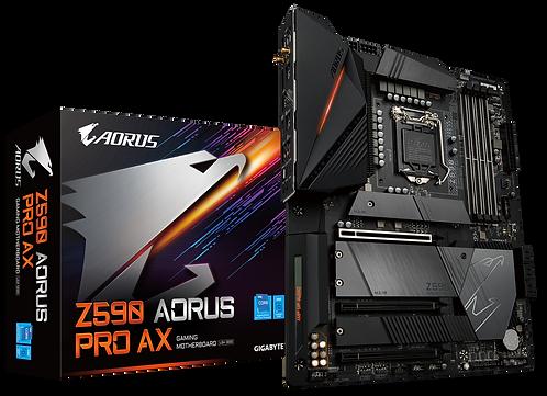 Gigabyte Z590 Aorus Pro AX