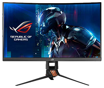 Asus ROG Swift PG27VQ Curved Gaming Monitor