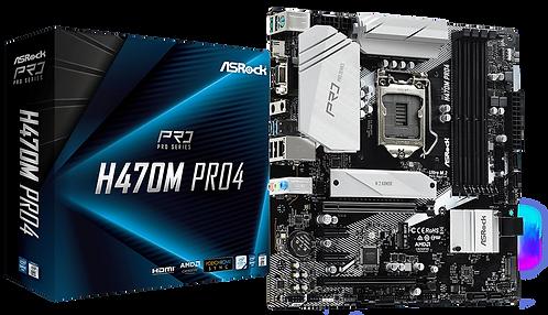 ASRock H470M Pro4