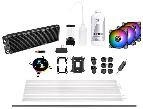 Themaltake Pacific C360 DDC Hard Tube Water Cooling Kit